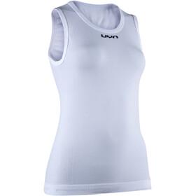 UYN Motyon UW Tri Top Singlet Dames, white/anthracite
